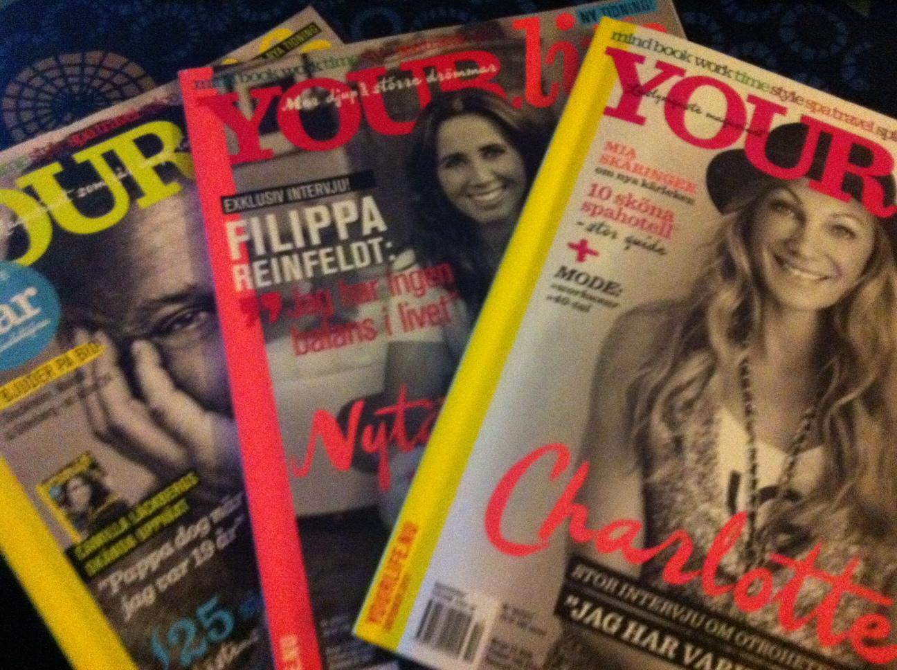 tidskriften yourlife