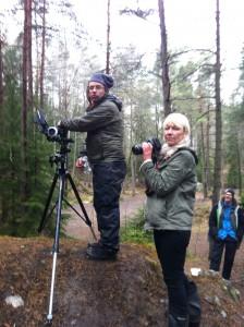filmaren och fotografen