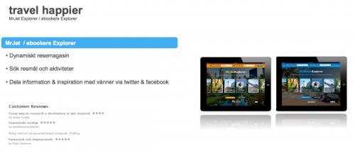 MrJet explorer- ebookers