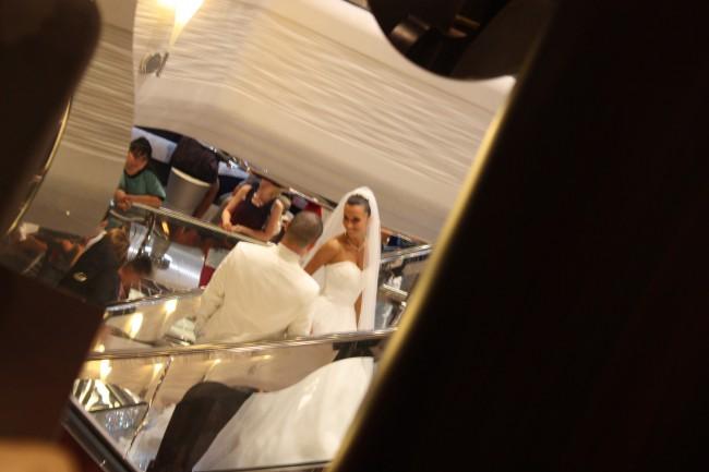 Bröllop på fartyget