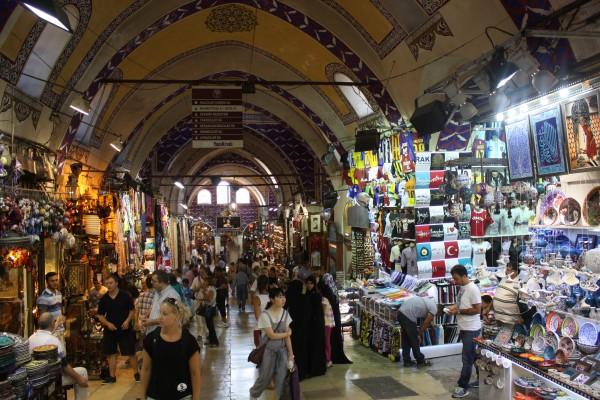 Marknad-Istanbul