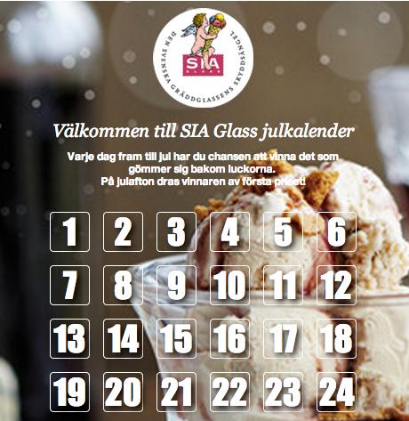 SIA Glass-Julkalender