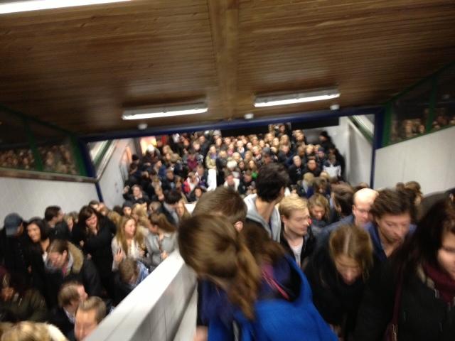 Solna station