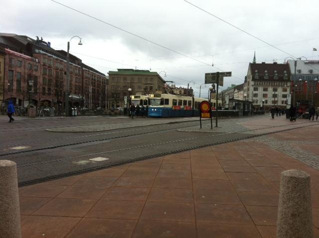 Torget i Göteborg