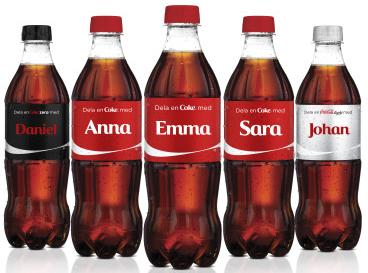 Coca-Cola kampanj