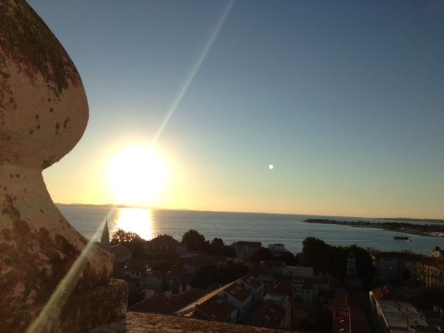 Utsiktstorn-Zadar