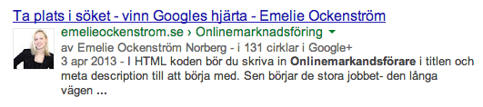 Google plus-authorship