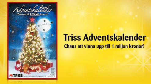 Triss adventskalender