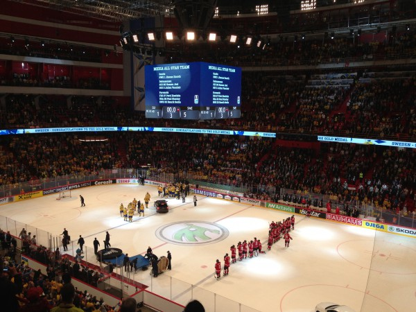 Ishockey vm 2013