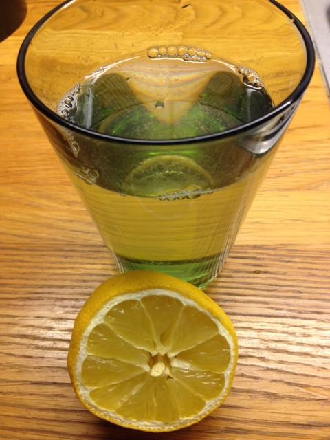 citronvatten