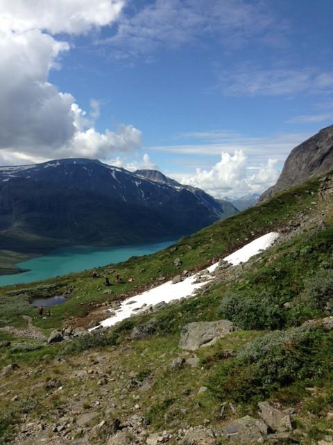 Norska fjällen