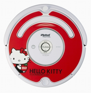 Hello Kitty Roomba