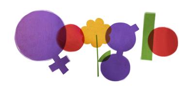 Google-internationella kvinnodagen
