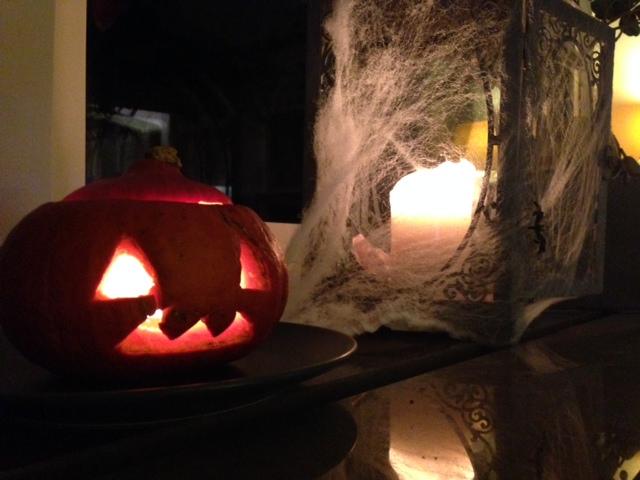 Minipumpa - Halloween